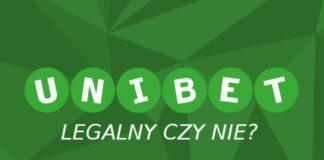Czy Unibet jest legalny w Polsce?