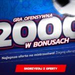 Bonus powitalny eToto. 2000 PLN dla nowych graczy!