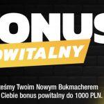 Nowa odsłona bukmachera Totolotek. Bonus 1000 PLN!