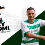 Totolotek przedłuża umowę z Lechią Gdańsk