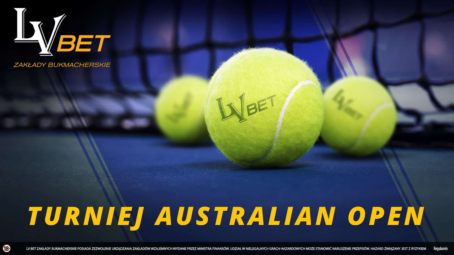 Liga typerów Australian Open 2019 w LV BET!