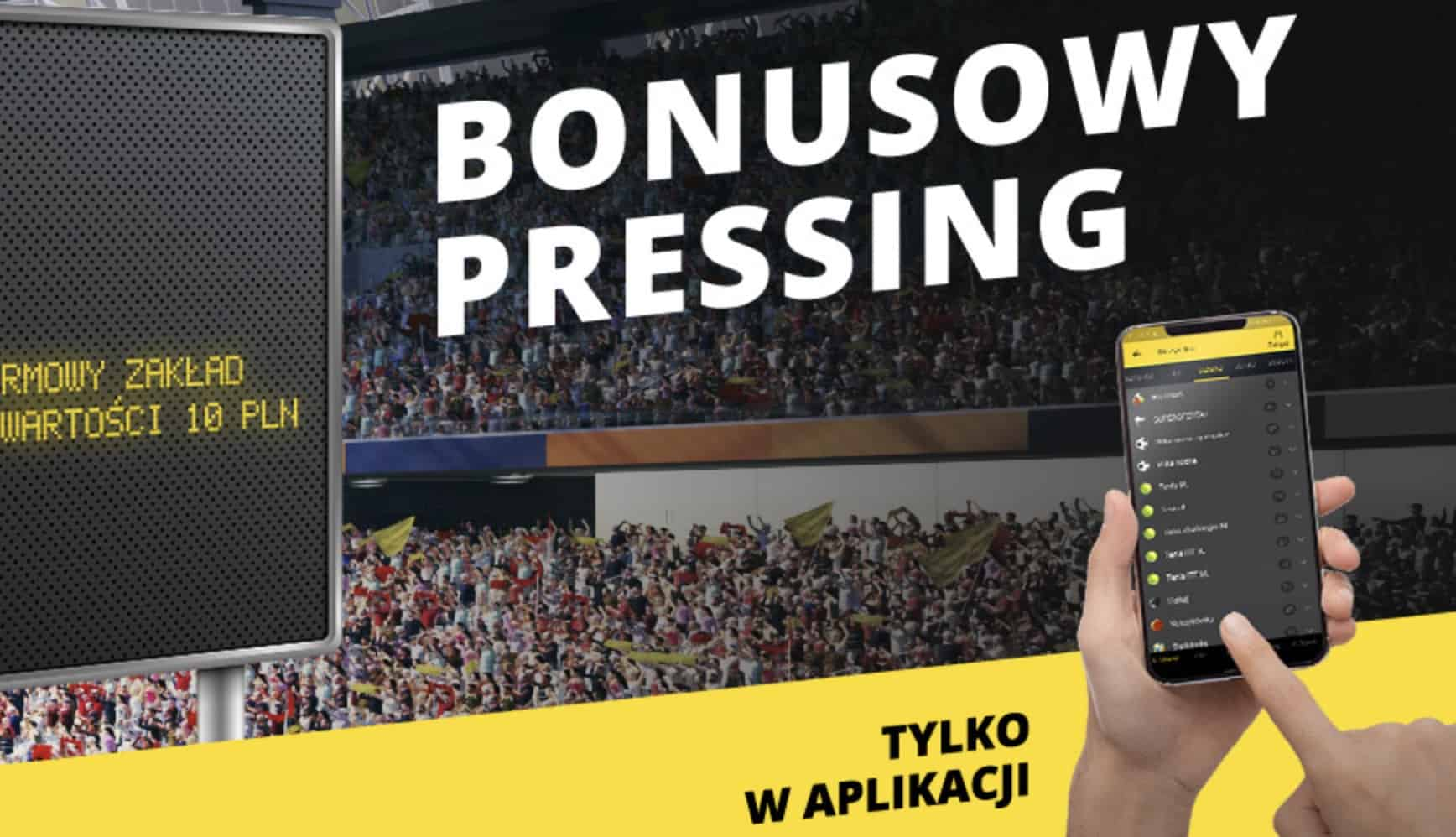 10 PLN na ostatnią kolejkę Ekstraklasy. Bonus od Fortuny!