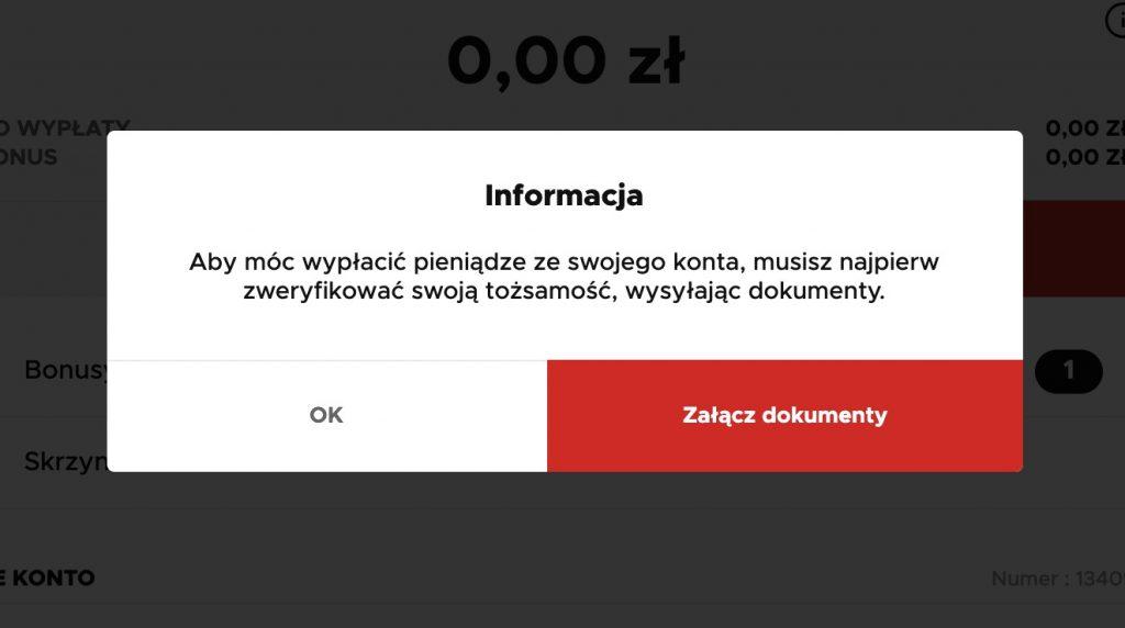 BetClic Polska. Jak wypłacić wygrane? Zweryfikuj konto!