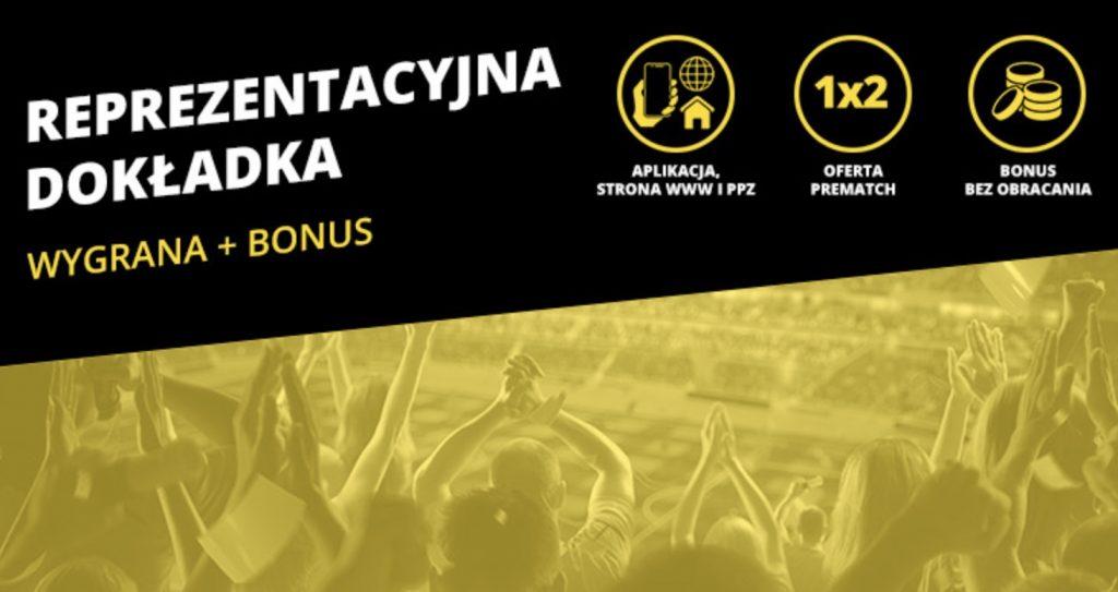 Fortuna ma dla graczy bonusy na mecz Słowenia - Polska
