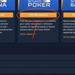Jak grać w pokera w STS? Krok II