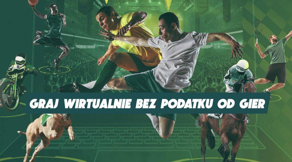 Betfan Sporty Wirtualne. Gry bez podatku 2020