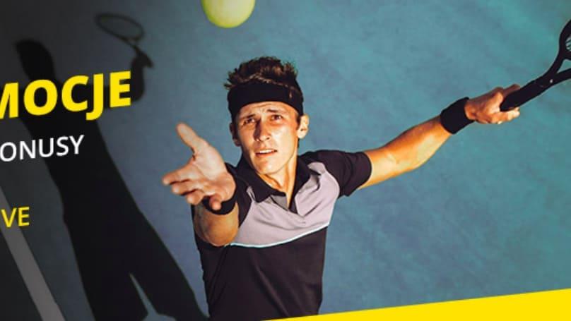 Obstawiasz US Open 2020 - dostajesz 20 PLN od Fortuny!