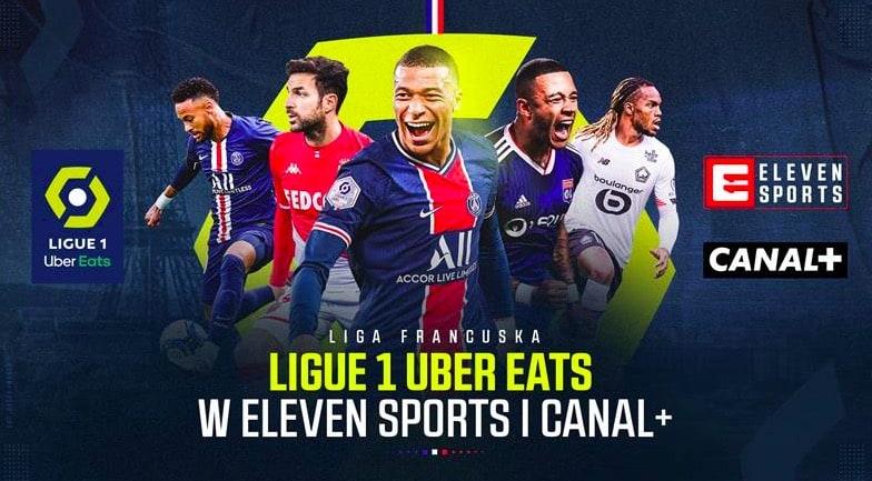 Oglądanie Ligue 1 w Eleven Sports!
