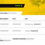 Kupon na Ligę Mistrzów. Tak gracz LvBET zarobił ponad 22 tys. zł!