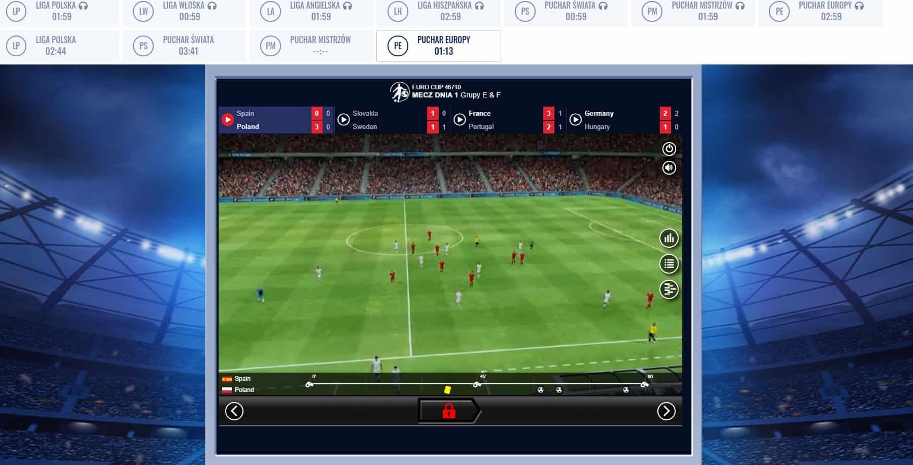 W Etoto wirtualne sporty z komentarzem Mateusza Borka!