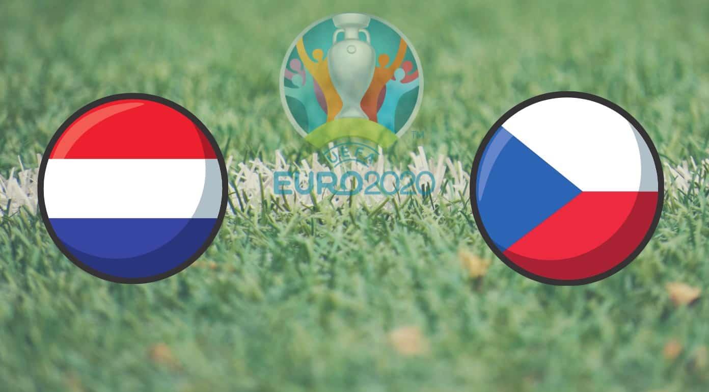 Obstawianie Holandia - Czechy